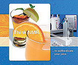 NMR Fruit Juice Screening Solution - Quality Control in Food Industry
