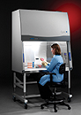 Labconco® Purifier® Logic<sup>TM</sup> Biosafety Cabinets Keep Users Informed