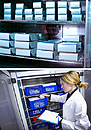 BINDER cooperation with the Diapharm service laboratory