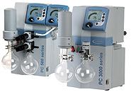 New pumping units with electronic vacuum controllers
