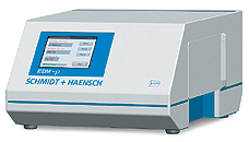 The new oscillating tube density meter - the alternative from Schmidt+Haensch