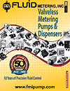 50 Years of Precision Valveless Pumps & Dispensers