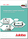Temperature Control Solutions for Science, Research and Industry - the JULABO Catalog 2011