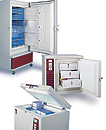 Ultrafreezers for a safe long-term storage
