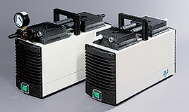 High flow vacuum filtration pumps