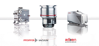 Pfeiffer Vacuum presents an expanded product portfolio online