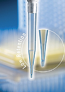 Puntas de pipetas y con filtro integrado Ultra Low Retention