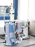 PC 3001 VARIOpro - Improved pumping speed with unique automatic evaporation