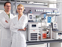 New generation of laboratory circulators