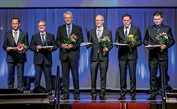 Huber Kältemaschinenbau receives coveted 'Grand Prix of SME'